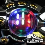 Flashing Space Gun Large Wholesale 3