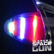 Flashing Space Gun Large Wholesale 4