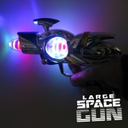 Light Up Space Guns Large 1