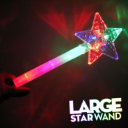 Large Flashing Star Wand Wholesale 2