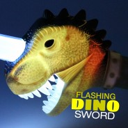 Light Up Dinosaur Sword 3