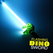 Light Up Dinosaur Sword 4