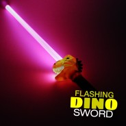 Light Up Dinosaur Sword 6