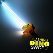 Light Up Dinosaur Sword 2
