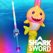 Light Up Shark Sword Wholesale  4