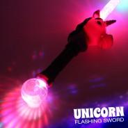 Light Up Unicorn Sword 4