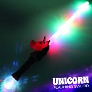 Light Up Unicorn Sword 8