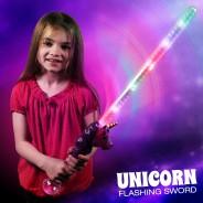 Light Up Unicorn Sword 2