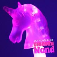 "20"" Flashing Unicorn Wand Wholesale 4"