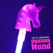 "20"" Flashing Unicorn Wand Wholesale 3"