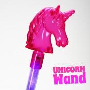 "20"" Flashing Unicorn Wand Wholesale 6"