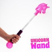 "20"" Flashing Unicorn Wand Wholesale 7"