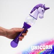 Light Up Unicorn Spinner 8
