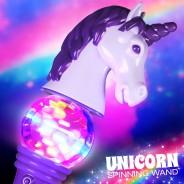 Light Up Unicorn Spinner 4