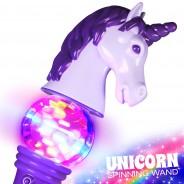 Flashing Unicorn Spinner Wholesale 8