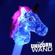 Large Light Up Unicorn Wand 8