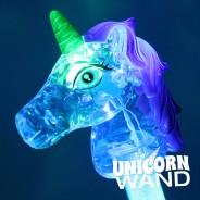 Large Light Up Unicorn Wand 6