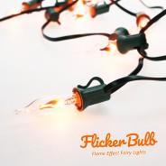 10 Flicker Bulb Fairy Lights - Connectable 17