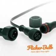10 Flicker Bulb Fairy Lights - Connectable 15