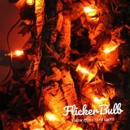 10 Flicker Bulb Fairy Lights - Connectable 20