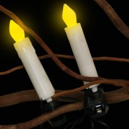 Flickering Candle Tree Lights 3