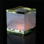 Floating Box Lantern (3 Pack) 3