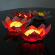 Floating Flower Water Lanterns 9
