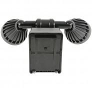 Motion Sensor Twin LED Floodlight - Battery Operated 10