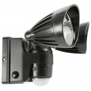 Motion Sensor Twin LED Floodlight - Battery Operated 9