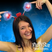 Furry Star Head Boppers 1
