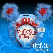 Furry Star Head Boppers 4