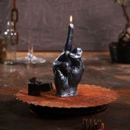 """The """"Bird"""" Candle 2"""