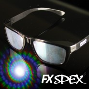 FX Spex Deluxe Rainbow Glasses 4 Spiral