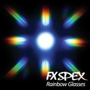Wholesale FX Spex Rainbow Glasses Standard  3