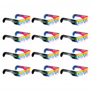 Unicorn Party Bag Pack (12 pack) 5 12 x magical rainbow glasses