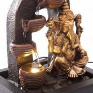 Ganesha Water Fountain 3