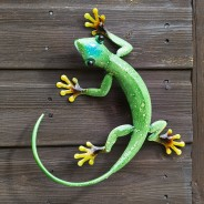 Gecko Garden Decoration - Hangers On 1