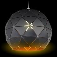 Geo Sphere Black Shade 1