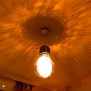 Giant Light Bulb Pendant 2