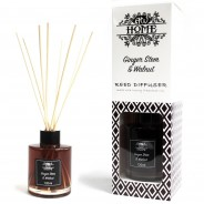 Ginger Stem & Walnut Reed Diffuser 120ml 1