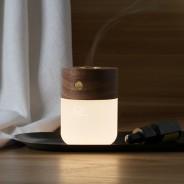 Gingko Smart Diffuser Light  3 American Walnut