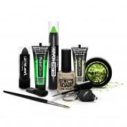 Glow in the Dark Ultimate Make Up Kit  3
