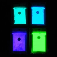 Glow in the Dark Photoluminescent Pigment 2