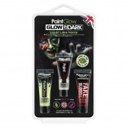 Glow in the Dark Liquid Latex Kit 3