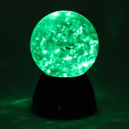 Sensory Glitter Waterball Lamp 2