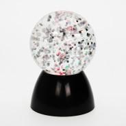 Sensory Glitter Waterball Lamp 7