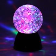 Sensory Glitter Waterball Lamp 1