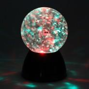 Sensory Glitter Waterball Lamp 5