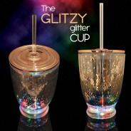 Glitzy Glitter Party Cup 1
