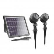 Globe Solar Spotlights (2 pack) 3